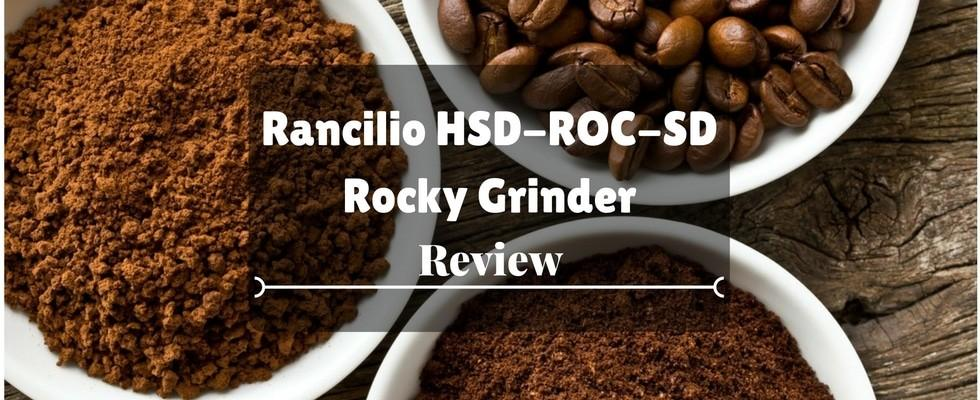 Rancilio HSD-ROC-SD Rocky Coffee Grinder