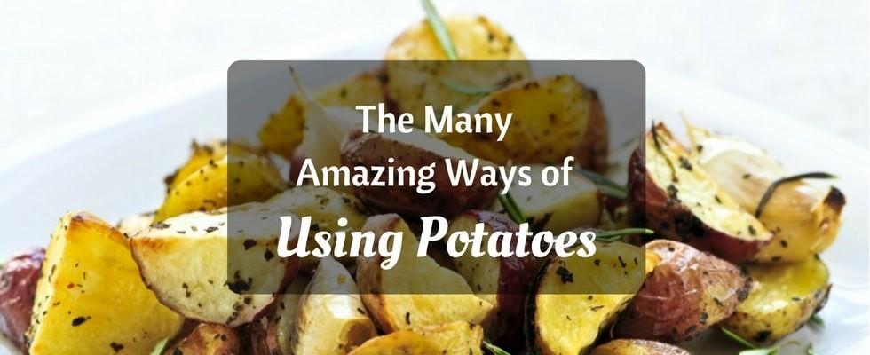 ways of using potatoes