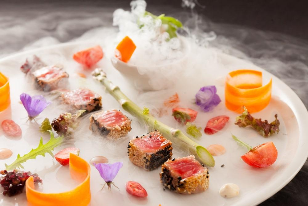 Cool science explanations for simple cooking phenomenon cuisine bank - Molecular gastronomy cuisine ...