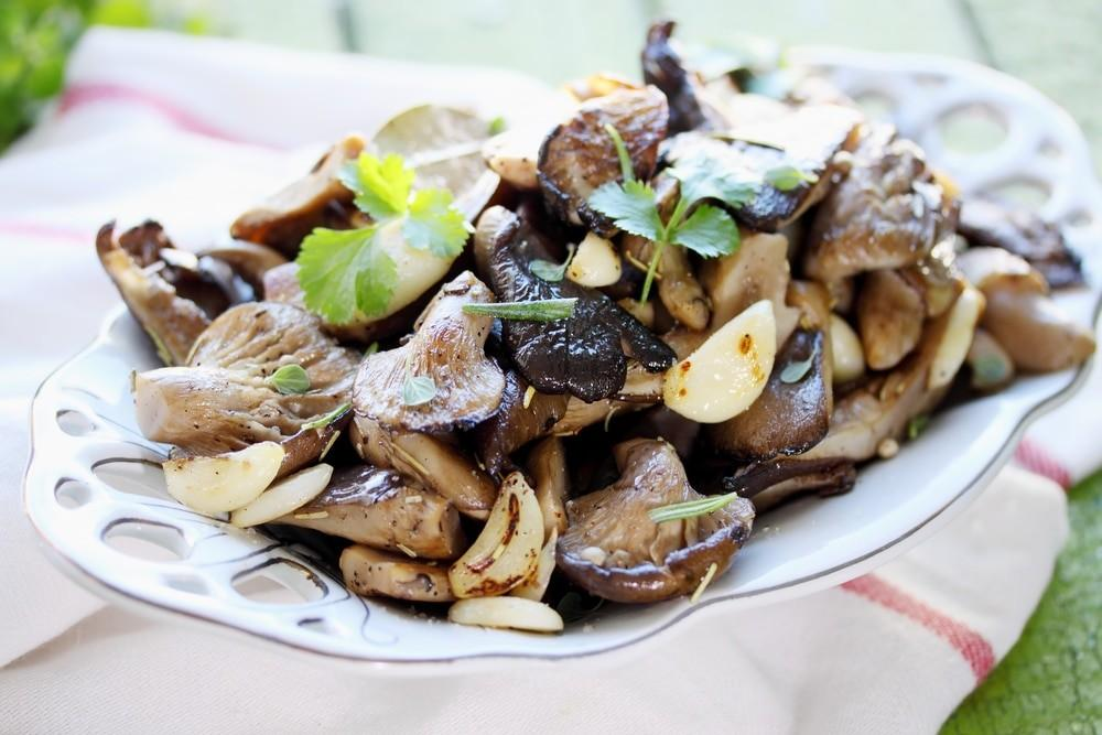How to Cook Mushroom in Oven Tips - Cuisine Bank