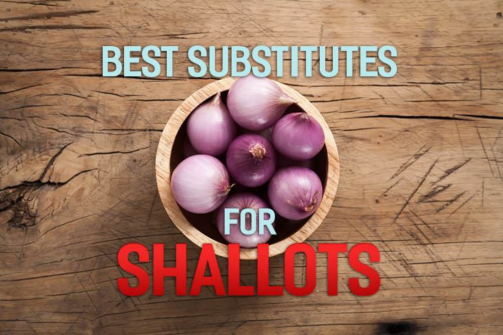 substitute for shallots