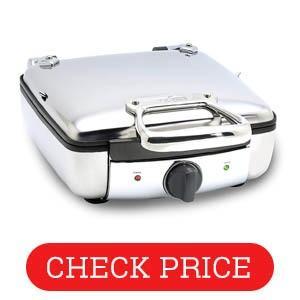 All Clad Belgian Waffle Iron Price Amazon