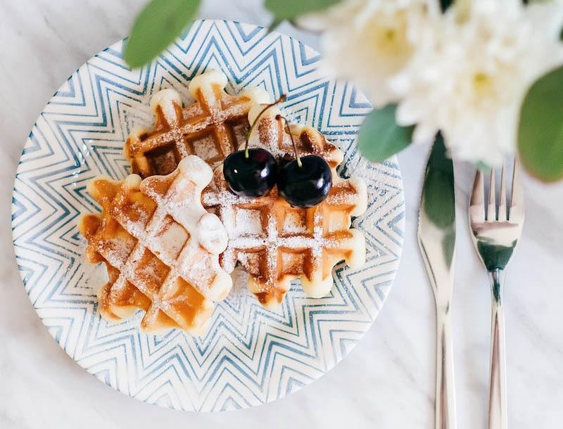 Belgian Waffles Recipe