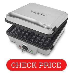 Cuisinart WAF-300 Waffle Maker Price Amazon