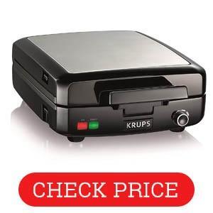 Krups Waffle Maker Price Amazon
