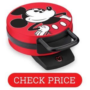 Mickey Mouse Waffle Maker Price Amazon