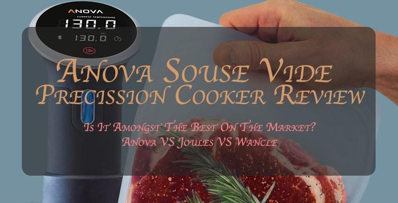 Anova Suvee Souve Cooking Machine