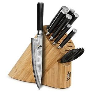 Kai Shun Japanese Knives Set