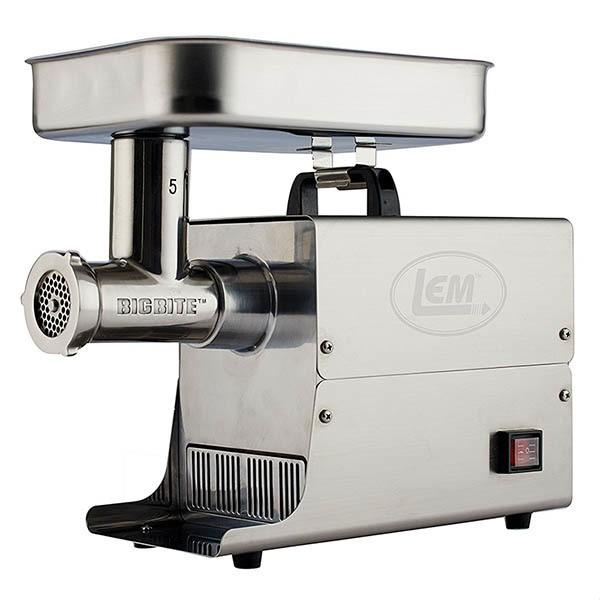 LEM 17771 Big Bite Commercial Meat Grinder