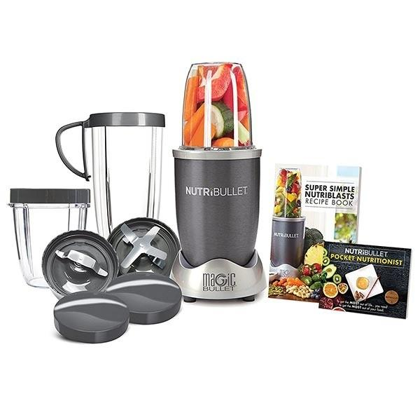 Nutri Bullet 600 NBR-1201 Review