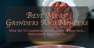 Top Rated Meat Mincer For Home And Commercial Use