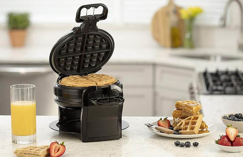 Gourmia Waffle Iron Review