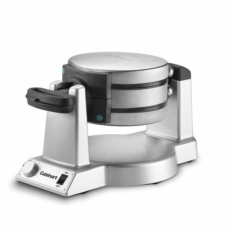 Cuisinart WAF-F20 Double Waffle Maker Side