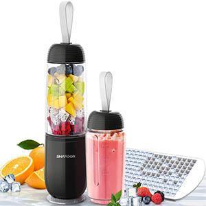 SHARDOR Portable Smoothie Blender